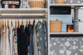 Clever Ways to Make the Most of a Tiny Closet