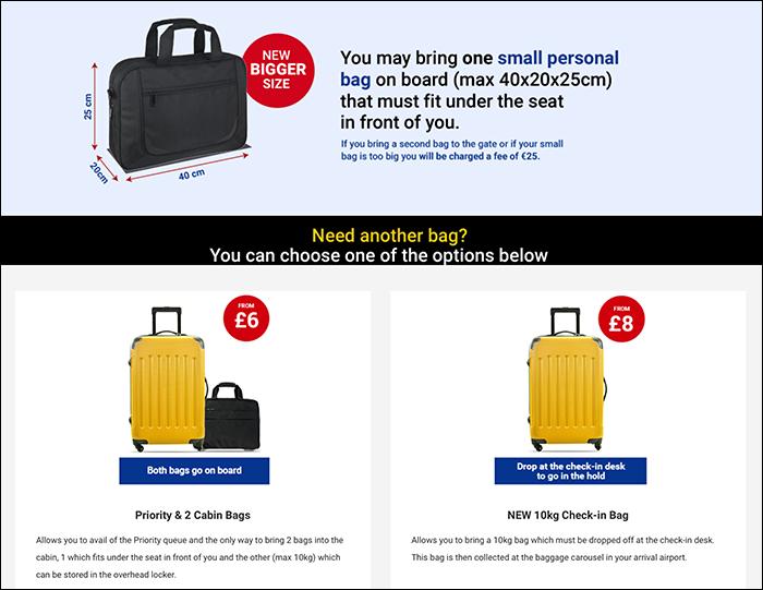 Ryanair web site