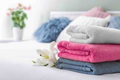 How to Keep Your Towels Fresh, Absorbent, and Mildew Free