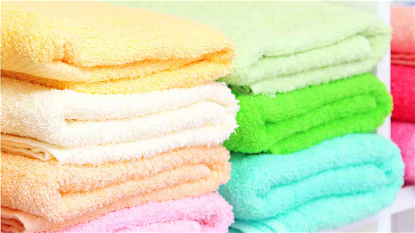 How To Fold Towels To Fit Any Shelf Lifesavvy