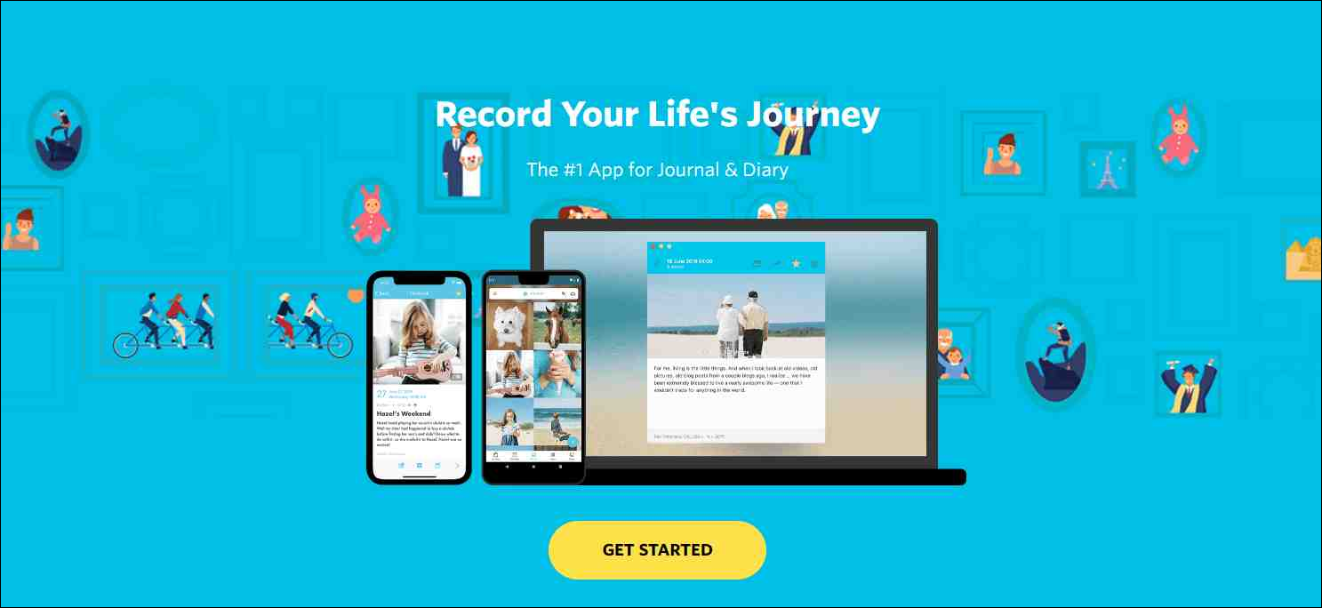 journey home page
