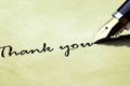 When (and Why) to Write a Thank-You Note