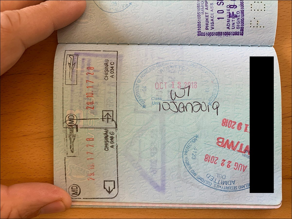 visa waivers