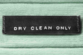 """Do You Really Need to Dry Clean Those """"Dry Clean Only"""" Clothes?"""