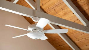 Switch Your Ceiling Fan Direction Each Season for Increased Comfort