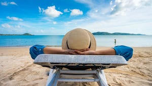 Want to Actually De-stress On Vacation? Make It 10 Days Long