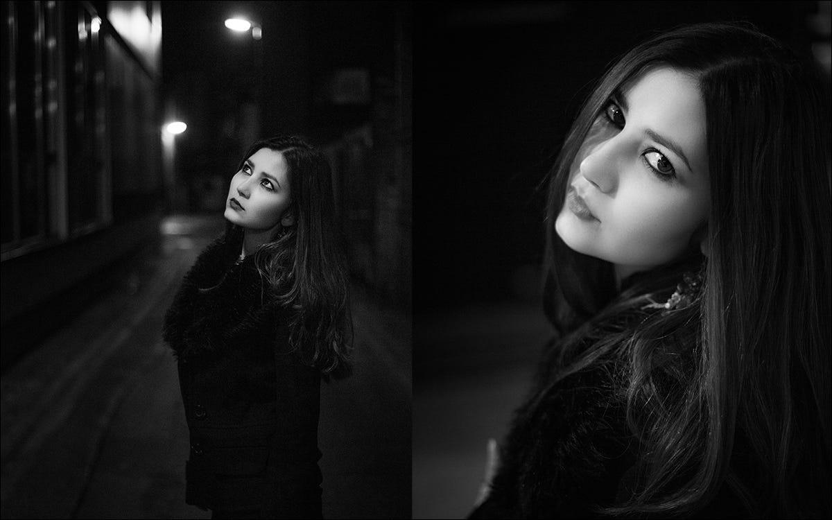 Night portraits
