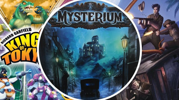 The Best Spooky Board Games to Play This Halloween