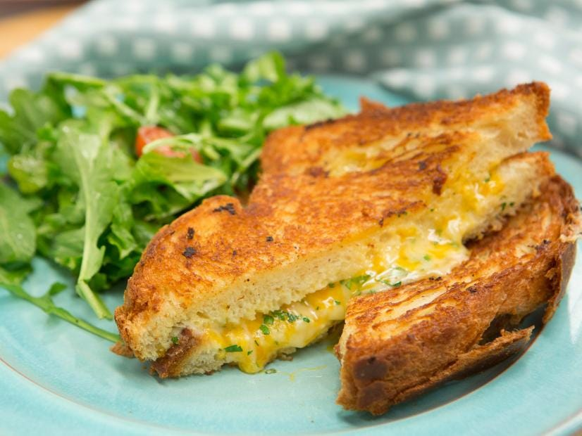 foodnetwork grilled cheese