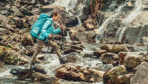 Trekking Poles Aren't Just For Ultra Hikers or The Elderly
