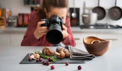 10 Tips to Realize Your Sexy Food Photography Dreams