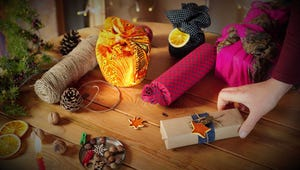 8 Creative Ways to Wrap Gifts Without Wrapping Paper