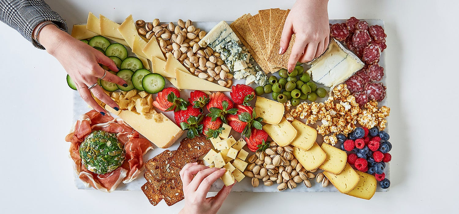 Murray's Cheese boards