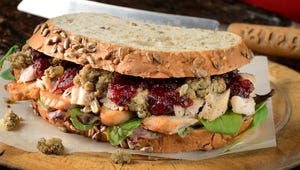 7 Turkey Sandwiches that Will Make You Fall in Love with Leftovers