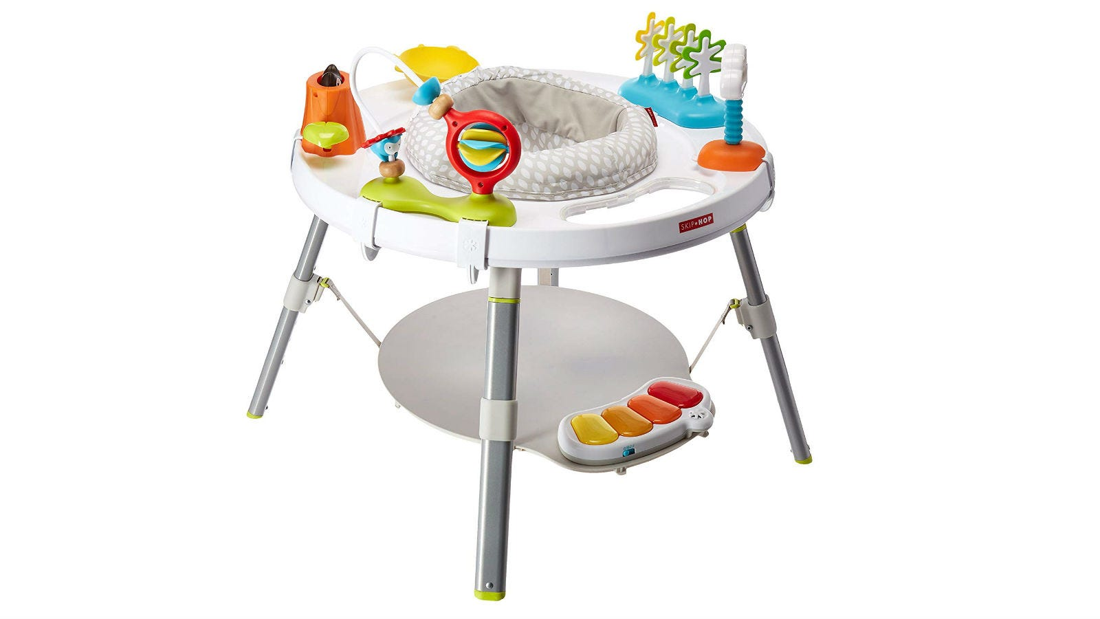 The Skip Hop Explore and More Activity Center.
