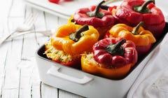 10 Vegetables You Should Stuff for Dinner