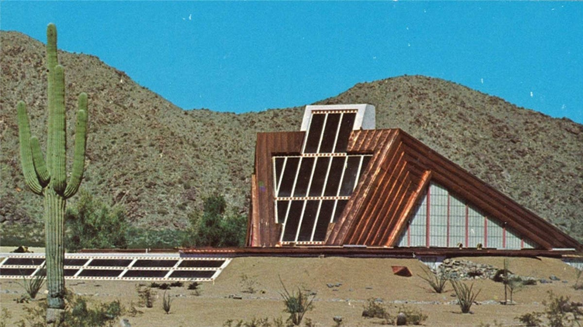 The House of the Future, located in Phoenix Arizona.
