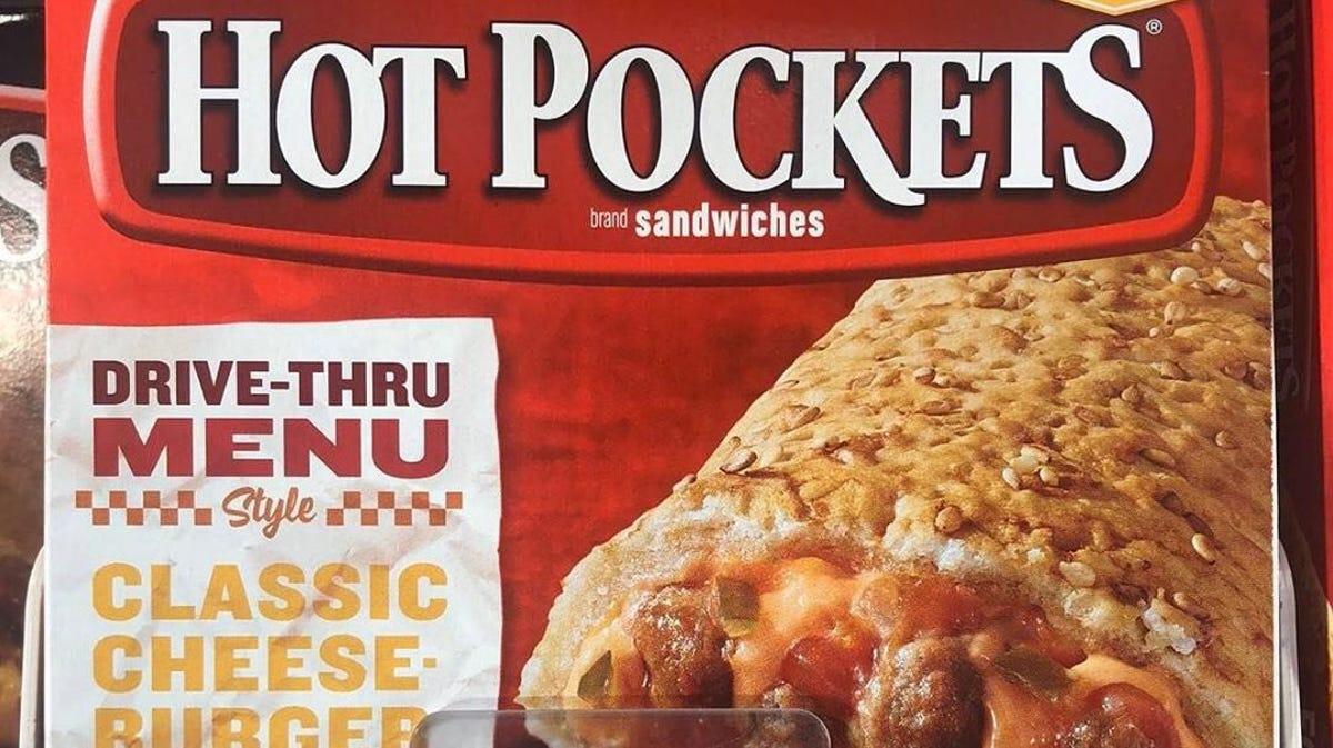 hot pockets drive thru