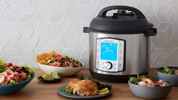 Have an Instant Pot? You Also Have a Sterilizer for Baby Bottles and More