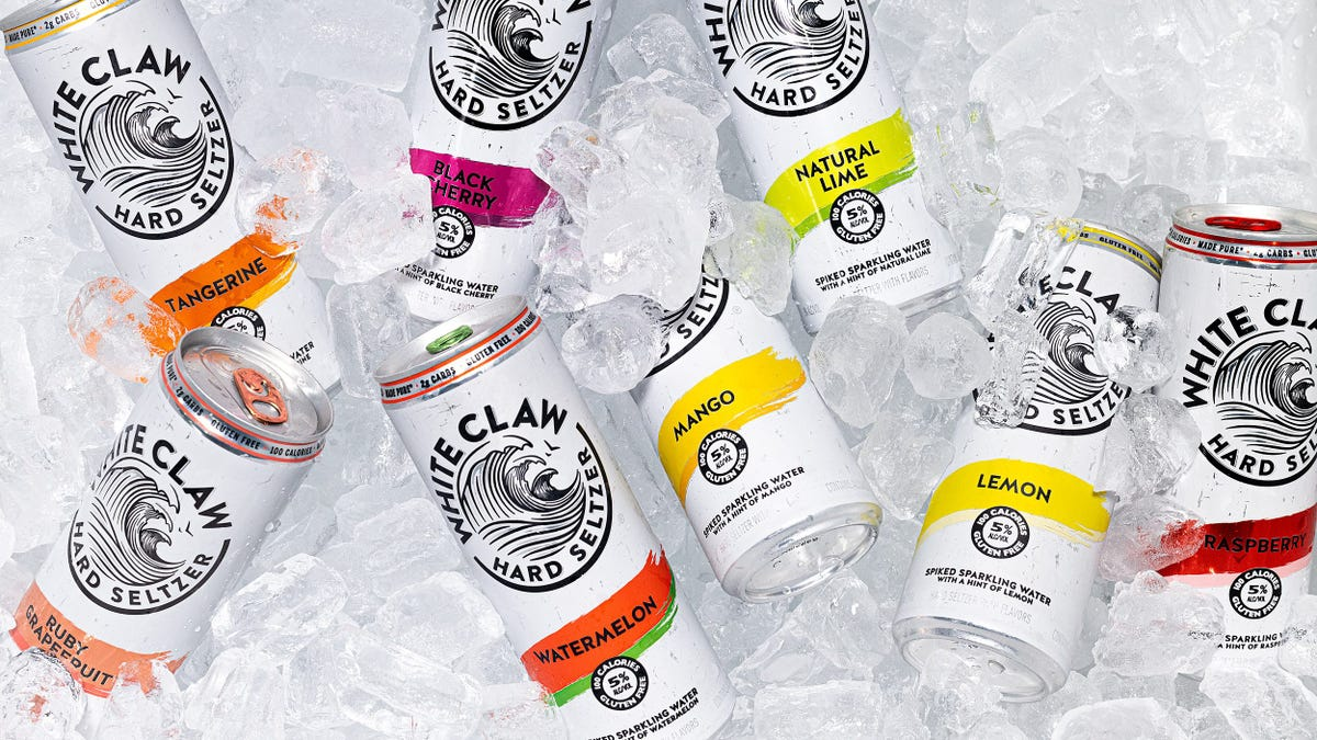 new white claw flavors