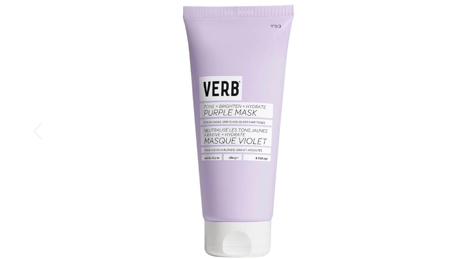 Verb Purple Toning & Hydrating Mask