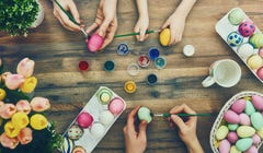 12 Creative Easter Egg Dyeing and Decorating Tips