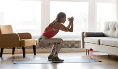 Stay Motivated Working Out at Home with These 14-Day Challenges