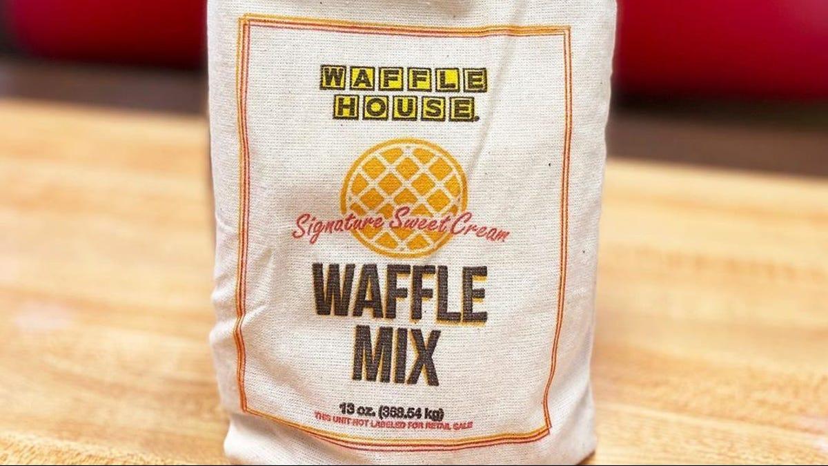 waffle house mix