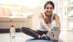 Missing the Gym? Use These Household Items for Your Workouts