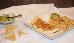 How to Make an Easy, Cheesy Quesadilla