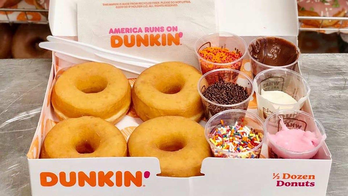 Dunkin' Donut DIY Kit