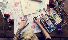 A Beginner's Guide to Art Therapy
