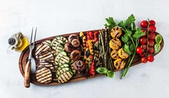Three Delicious Ways to Grill Fresh and Colorful Veggies