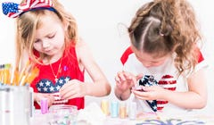 6 Festive Fourth of July Crafts to Make with Your Kids