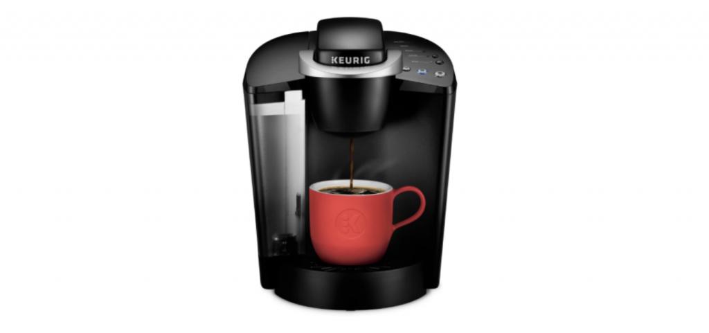 Keurig K-Classic Coffee Maker in black