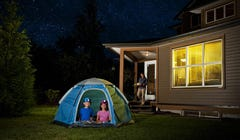 How to Have a Backyard Camping Adventure with Your Kids