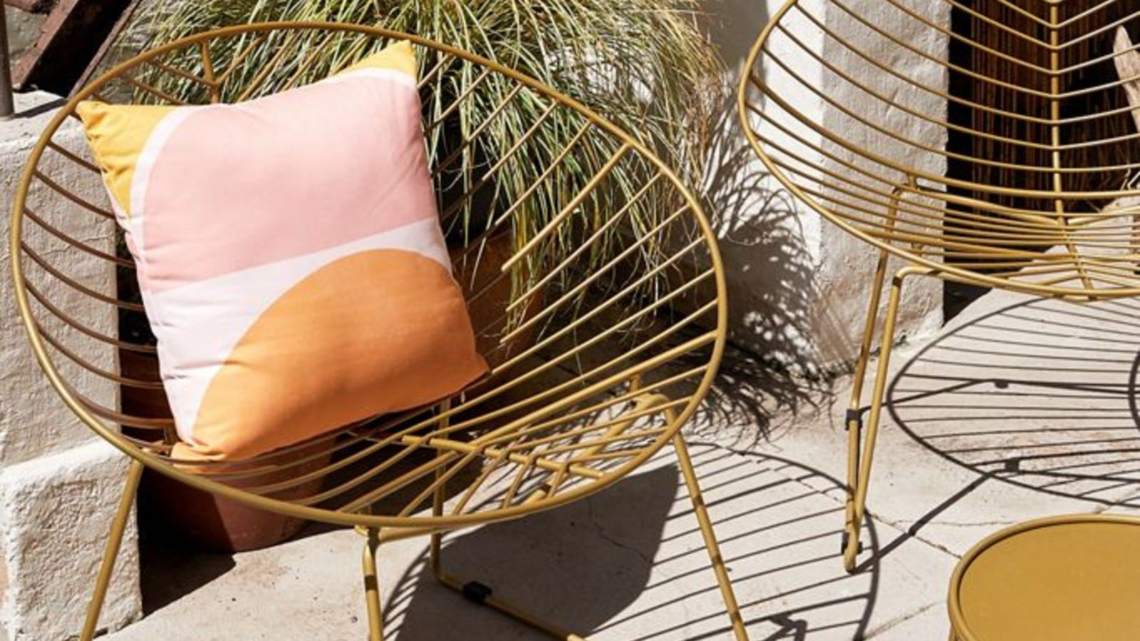 Urban Outfitters Lilla Outdoor Chair