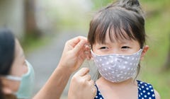 How to Get Your Kid Excited About Wearing a Face Mask