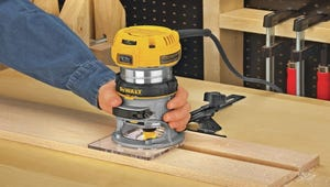 The Best Trim Routers for Woodworking