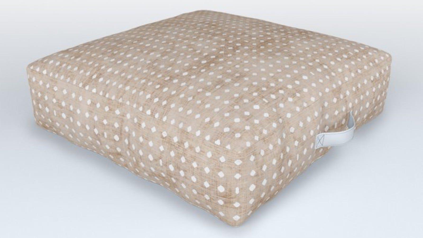 Zen Tile Outdoor Floor Cushion