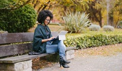 9 Work Tasks You Can Do Outside