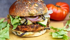 8 Meatless Burger Options to Try This Summer