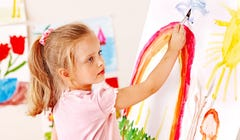 6 Creative Ways to Display Your Child's Artwork