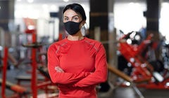 8 Comfortable Face Masks to Wear While Working Out
