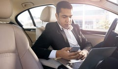 How to Turn Your Car into a Mobile Office