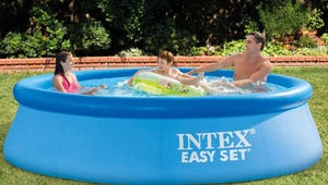 The Best Above-Ground Pools for Summer Fun