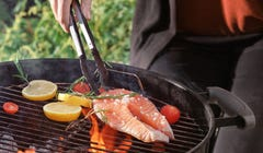How to Grill Salmon (Without Losing It through the Grates)