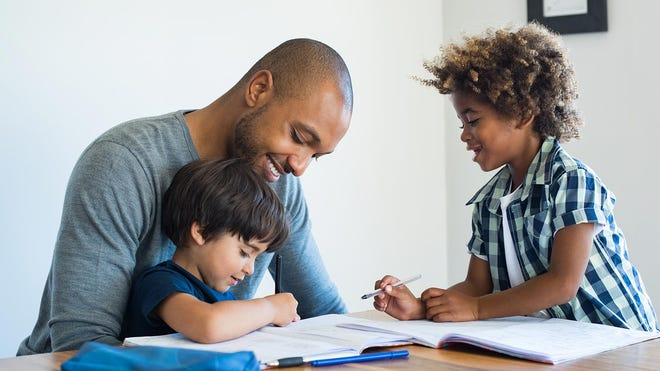 6 Tips for Schooling Multiple Ages at Home