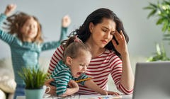 How to Set Boundaries with Your Kids When Working From Home
