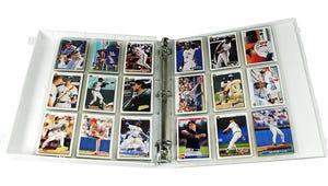 Baseball Card Binders That Will Last